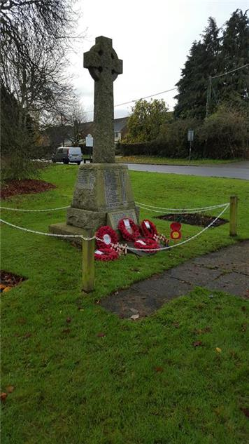 - War Memorial now listed